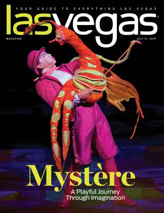 2019-07-14 - Las Vegas Magazine by Greenspun Media Group - iss