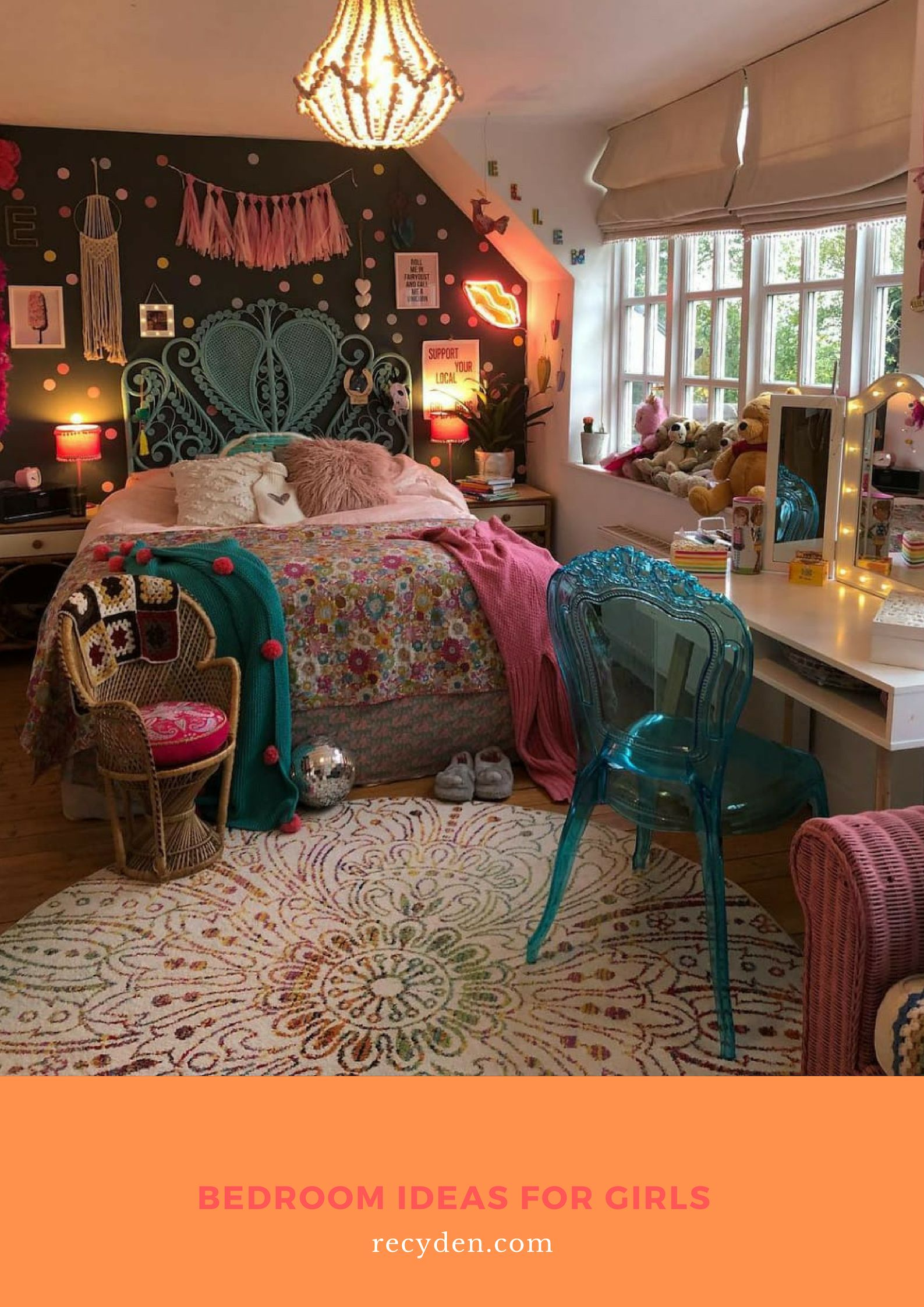 Boho bedroom decor ideas for renovation