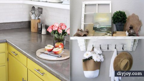 40 Home Improvement Ideas for Those On A Budg