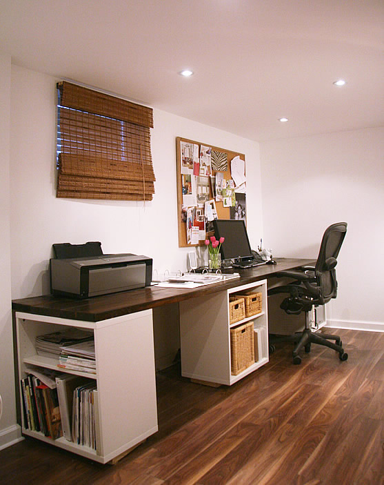 20 DIY Desks That Really Work For Your Home Offi