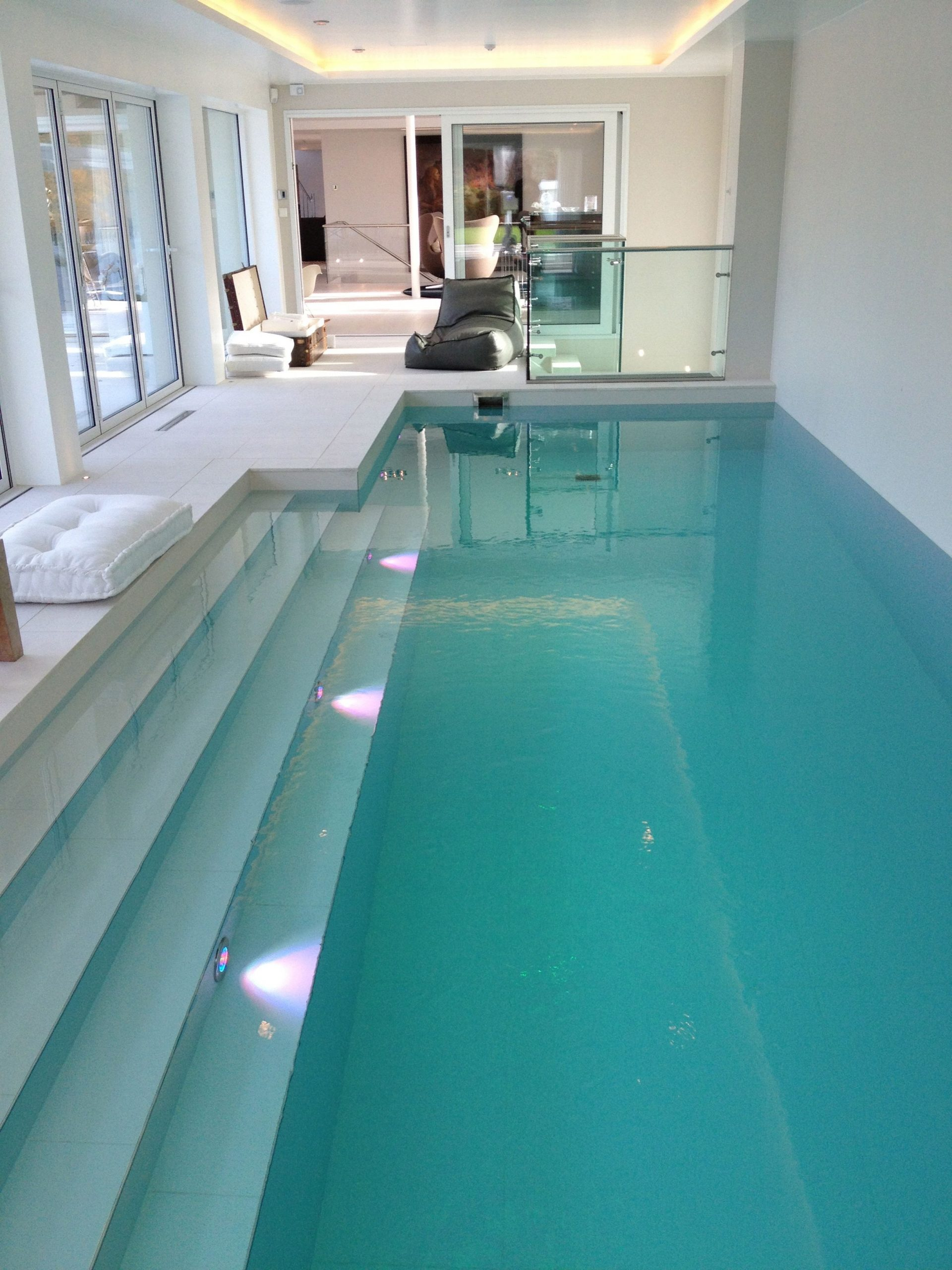 Building an indoor pool: steps you need   to know
