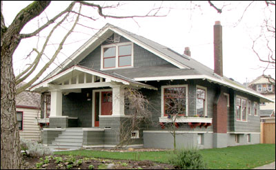Bungalow Architecture - What is Bungalow style? - Small house .