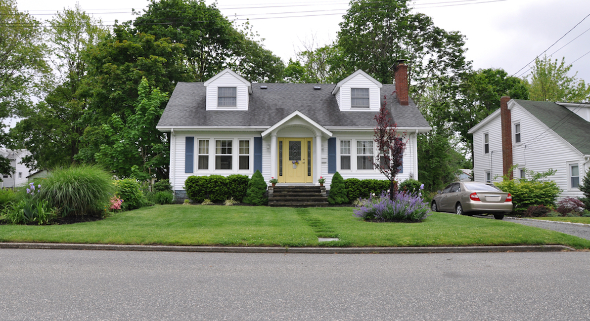 The bungalow style house and its special   features