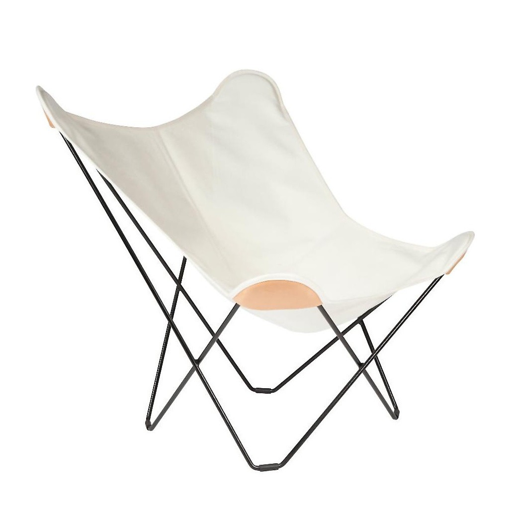 Tips on using the butterfly chair to   decorate a room