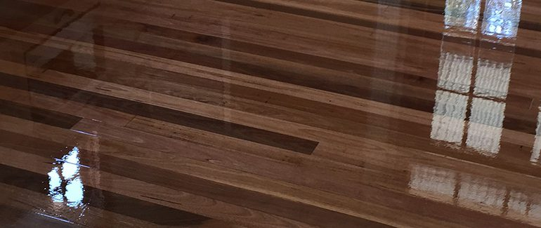 When to Sand and Polish or Repair Your Timber Floors - Brisbane .