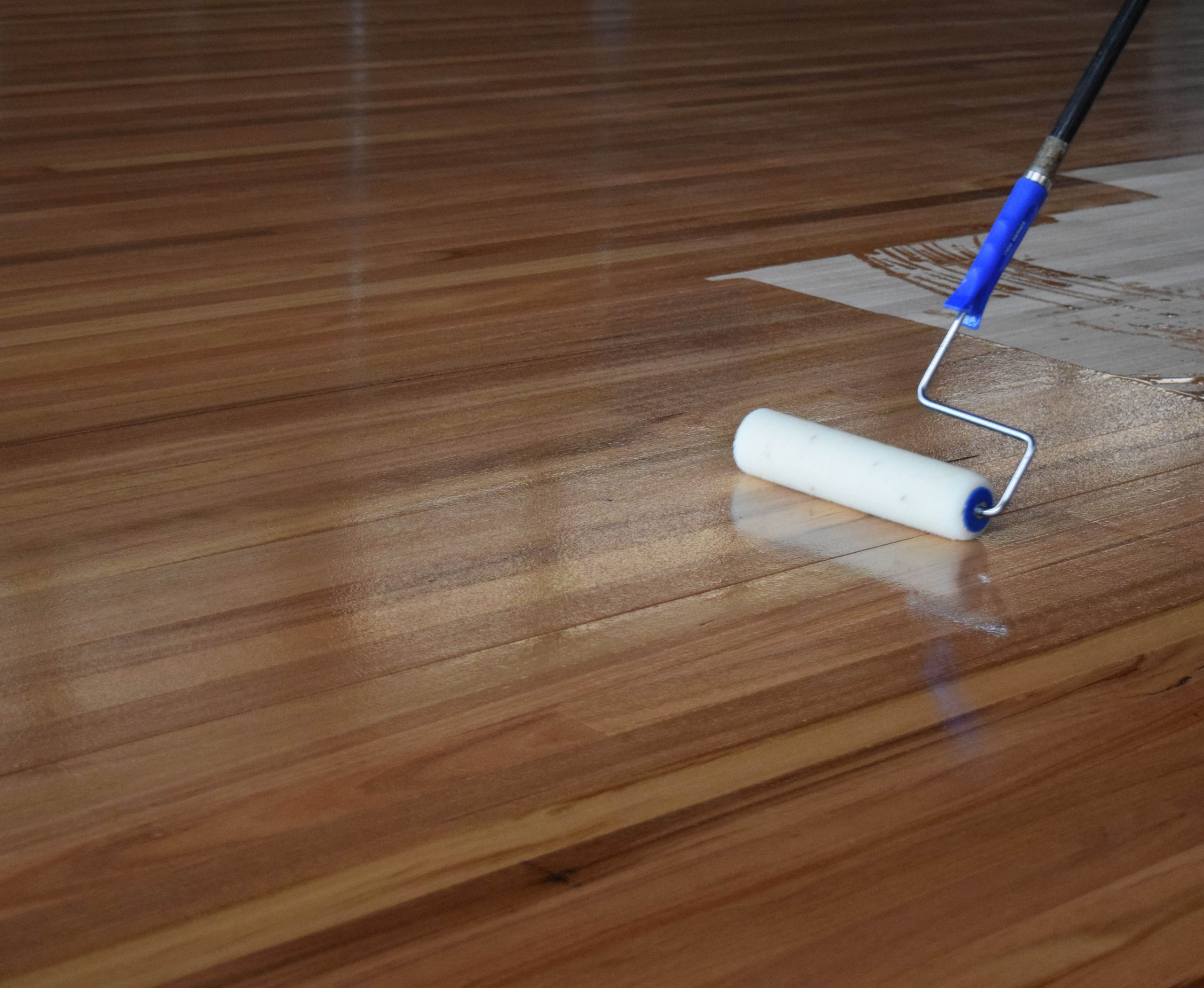 Can your floor be sanded and polished?