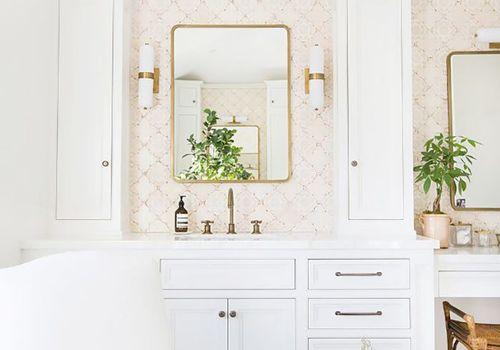 Gorgeous Bathroom Decorating Ide