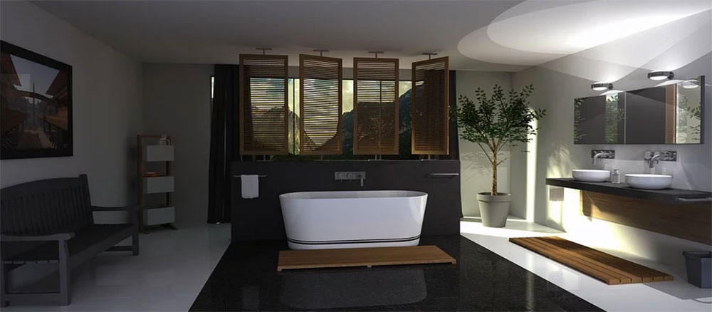 Cheap and Smart Ways To Make Your Bathroom Luxurio
