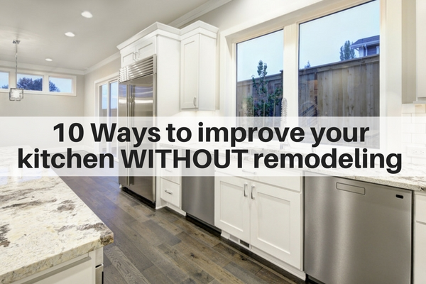 10 Ways to improve your kitchen WITHOUT remodeling | The Flooring Gi