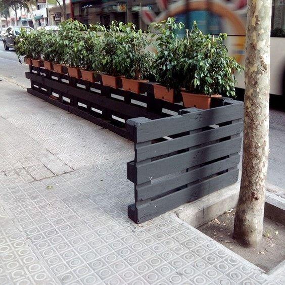 30 Most Inspiring DIY Pallet Garden Fence Ideas To Improve Your .