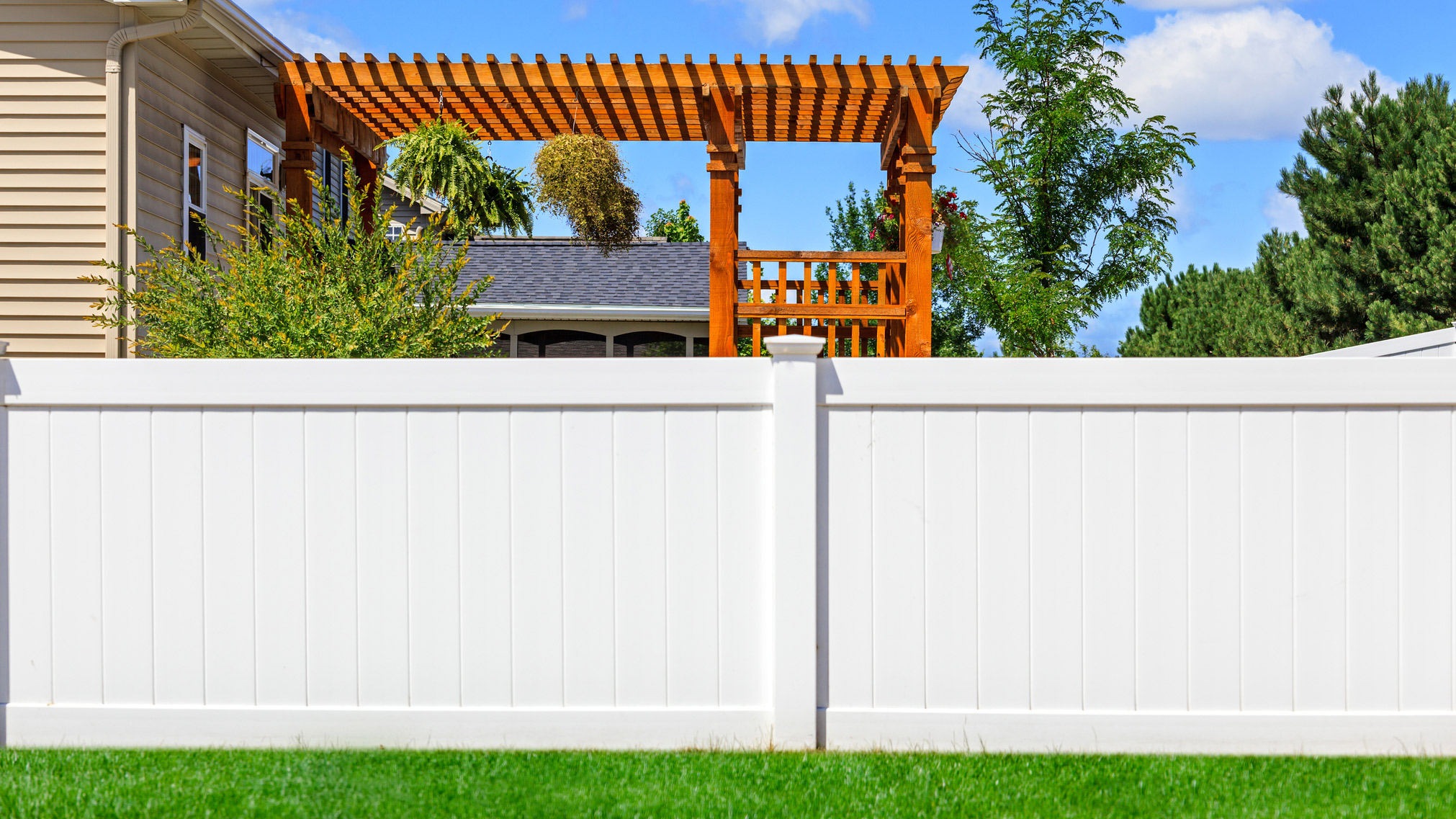 Check these 5 things off your list before   installing a fence