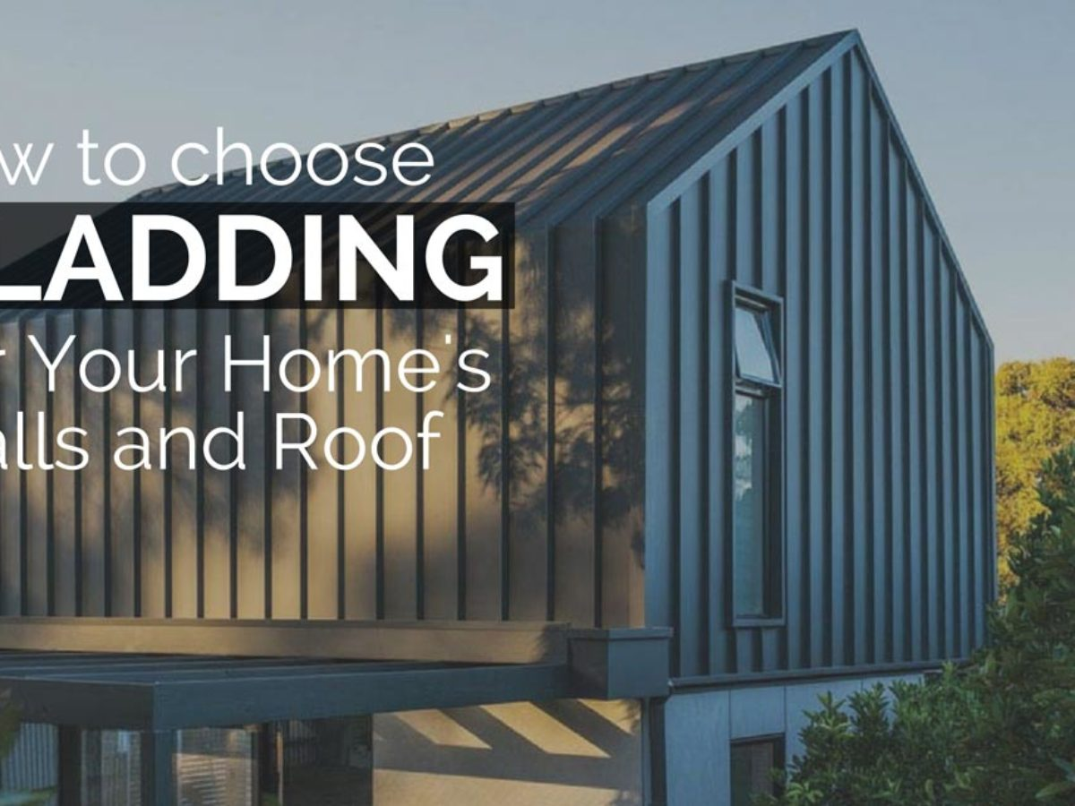 Choose the color of the cladding for your   home – what to consider