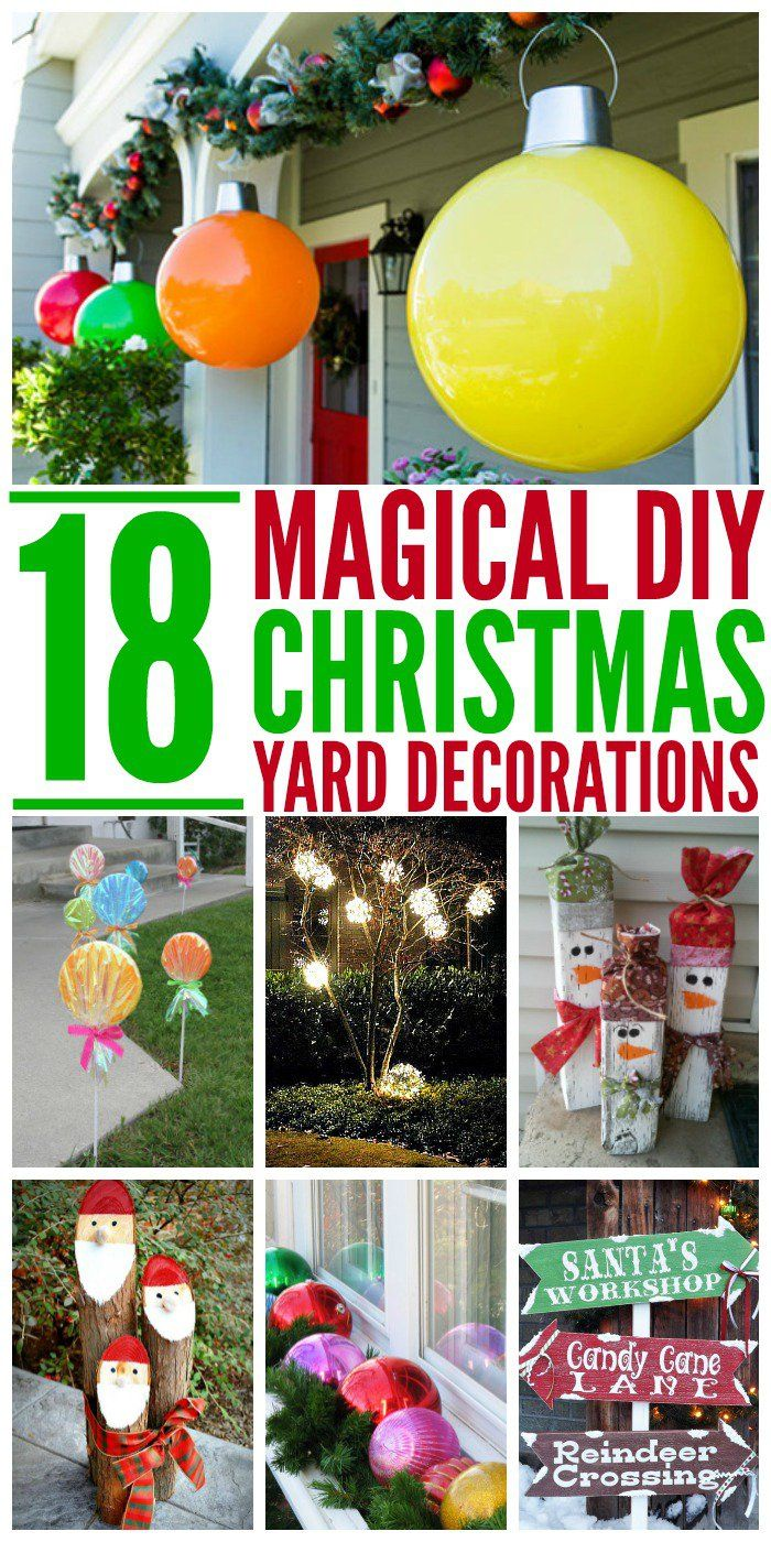 Great Christmas decorations to try
