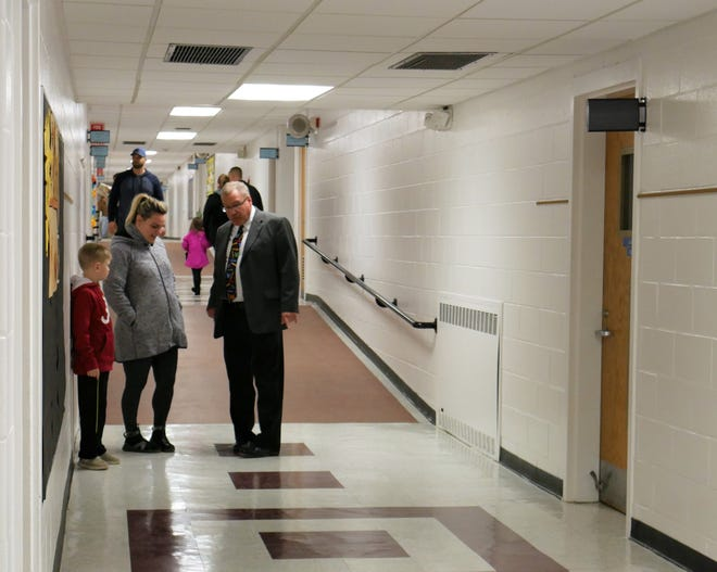Millbrook students 'home' after months-long mold cleanup, repai