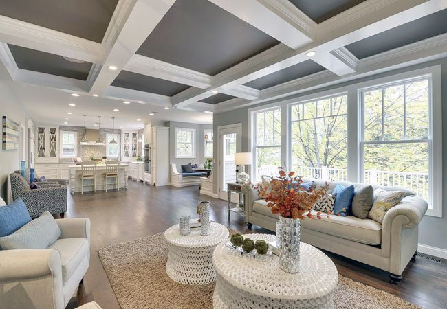 Coffered Ceilings 101 - All You Need to Know - Bob Vi