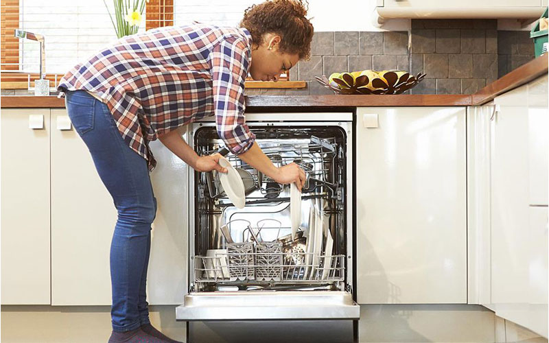 6 Reasons Your Dishwasher Won't Drain - A Plumber Charlot