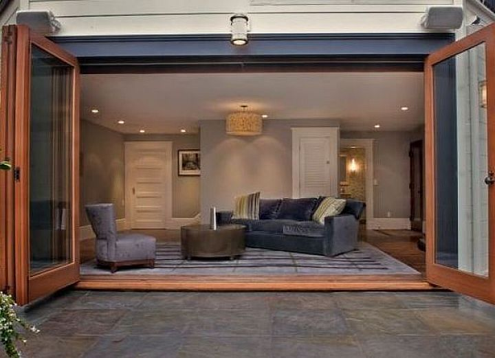 Cool Garage Conversion Plans and Ideas   Garage to living space .
