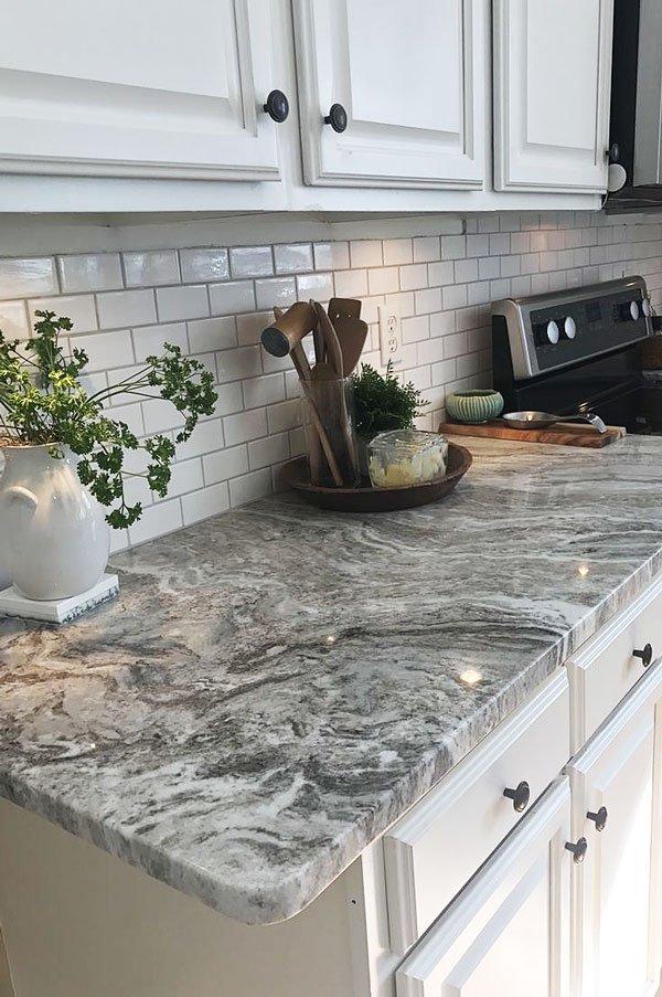 Corian VS Granit worktops for your   kitchen renovation