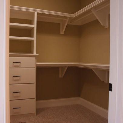 Corner Closet Design Ideas, Pictures, Remodel, and Decor | Bedroom .