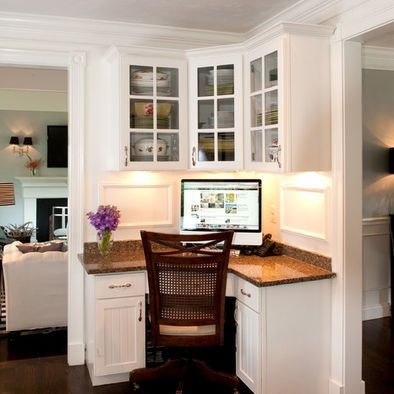 Kitchen desk Ideas | corner kitchen desk designs - Google Search .