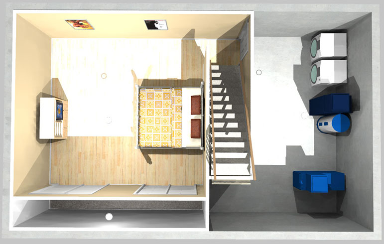 Bedroom in the Basement Project Costs - Renovations - Simply Additio