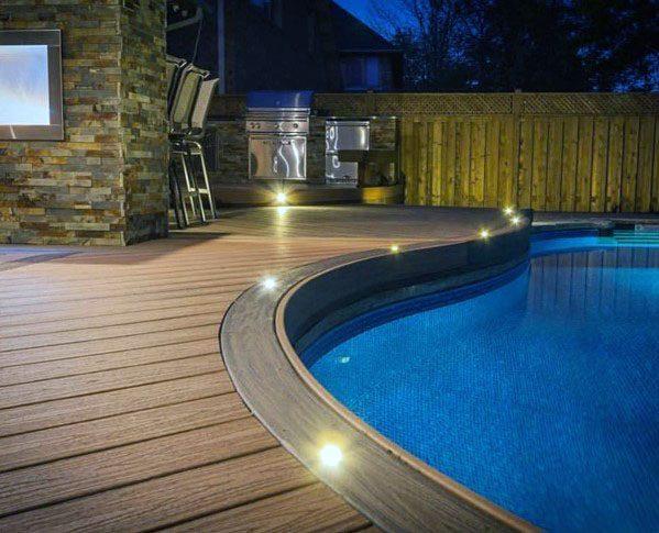 Top 60 Best Deck Lighting Ideas - Outdoor Illumination in 2020 .