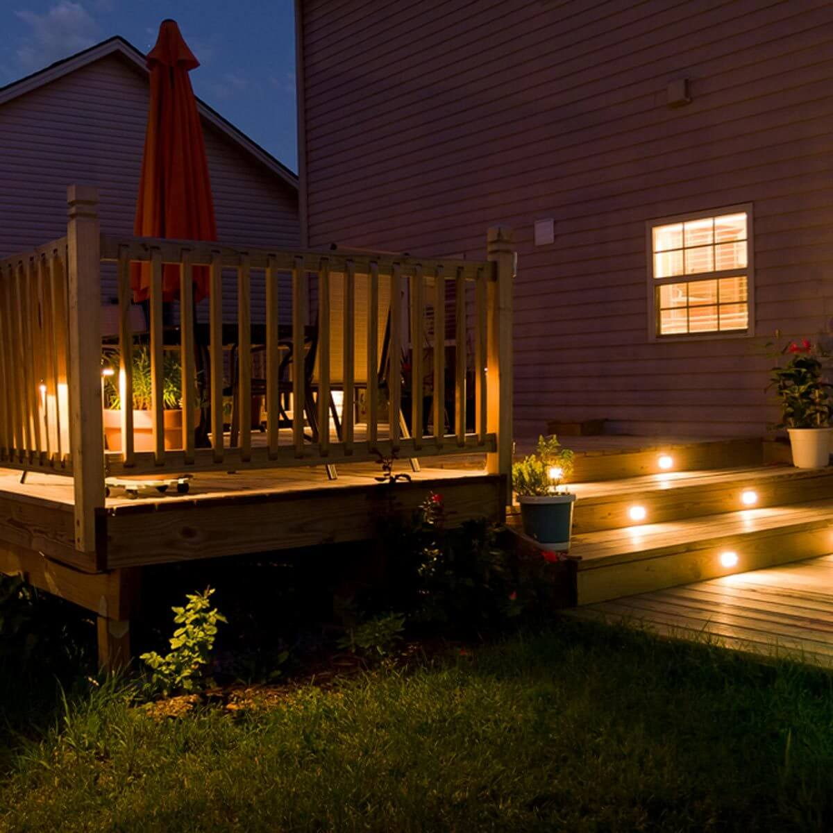 Great ideas for deck lighting that you   can use in your home