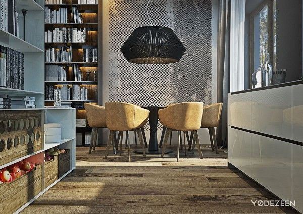 A Suburban Kiev Apartment Design with Luxury in Mind | Apartment .