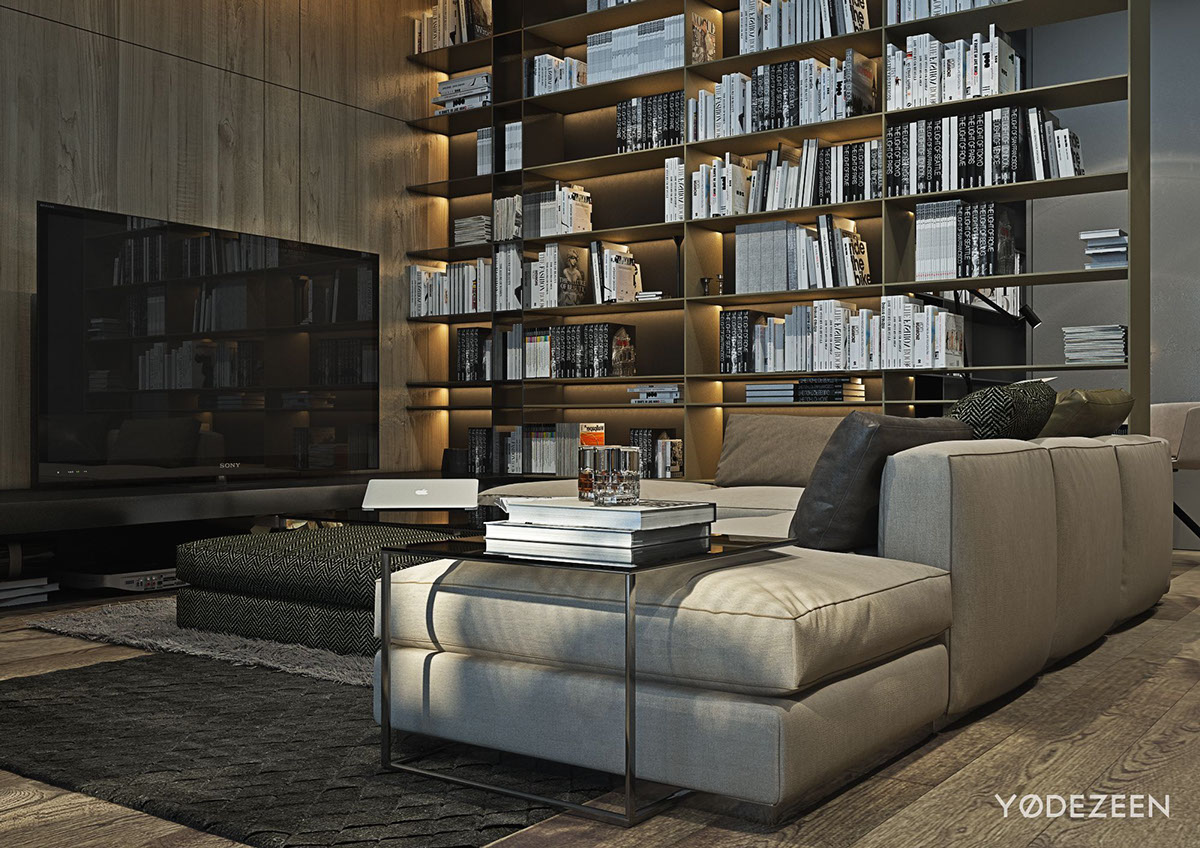 Design with luxury in mind