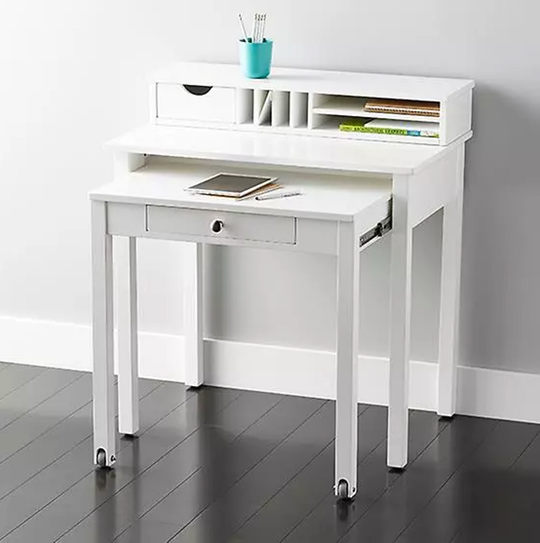 The Best Desks for Small Spaces | Desks for small spaces, Small .