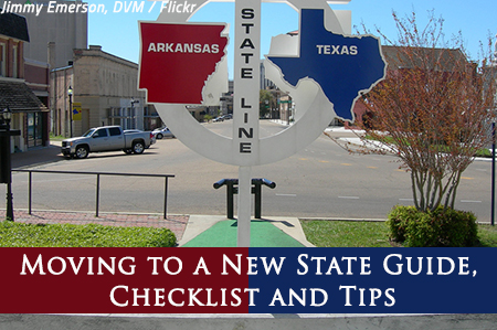 Moving to a New State Guide, Checklist, and Ti