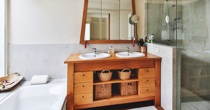 15 Beautiful Makeover Ideas for a Snazzy DIY Bathroom Vani