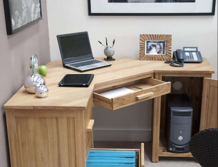 DIY Computer Desk Ideas Space Saving (Awesome Pictur