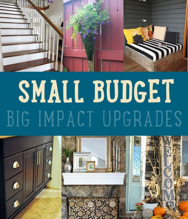 21 Easy Home Improvement Projects: Small Budget, Big Impact .
