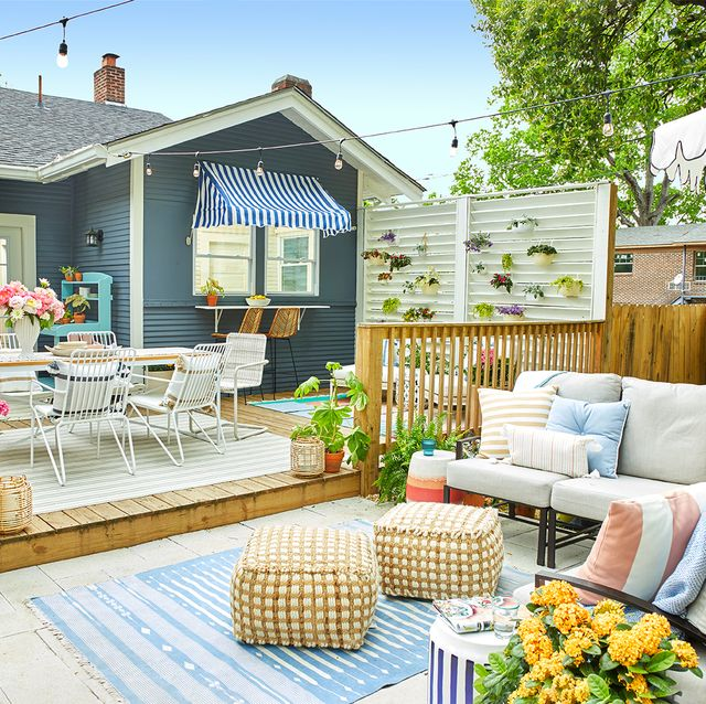 41 Best Patio and Porch Design Ideas - Decorating Your Outdoor Spa