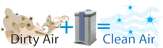 How Do Air Purifiers Work? | Types of Air Purifie
