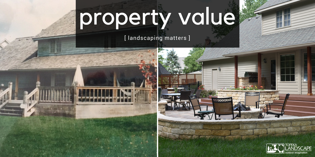 Does landscaping increase your home   value?