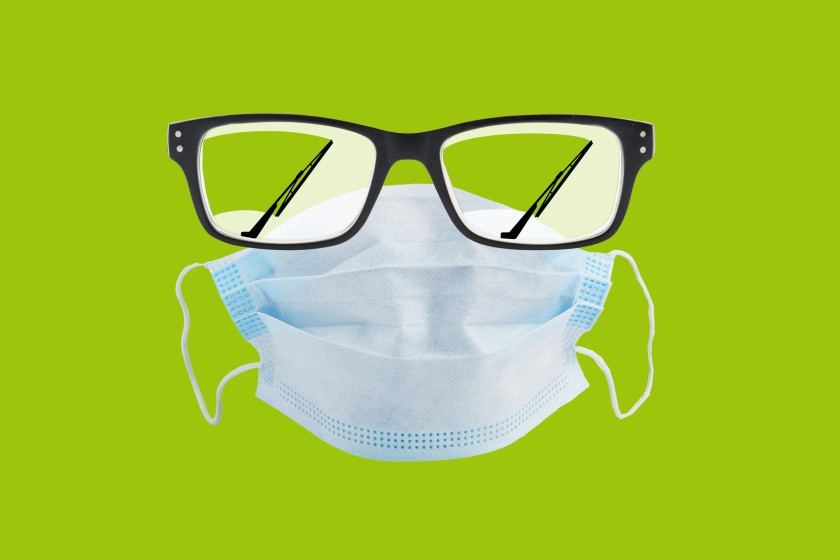 How to wear a coronavirus mask safely and comfortably - Los .