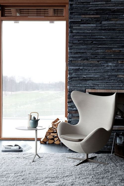 Dreaming of being here right about now. | Chair design, Interior .