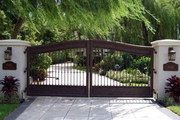 Different entry gate ideas that might   look great for you