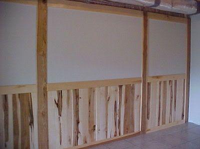 Drywall Alternatives . . . | Alternatives to drywall, Wainscoting .