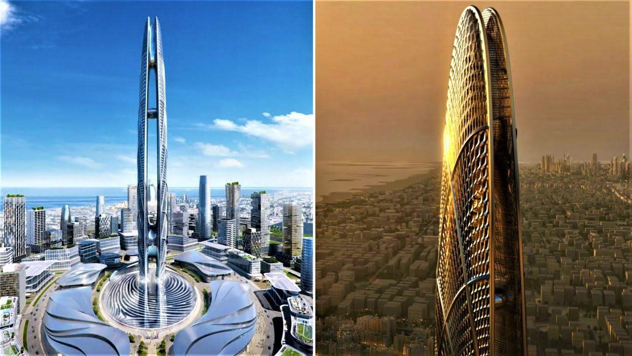 These are the coolest skyscraper   buildings in Dubai