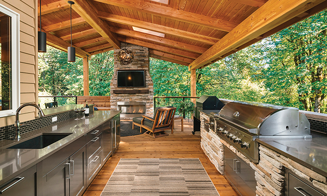 Upgrade Your Outdoor Living Space - On the Hou