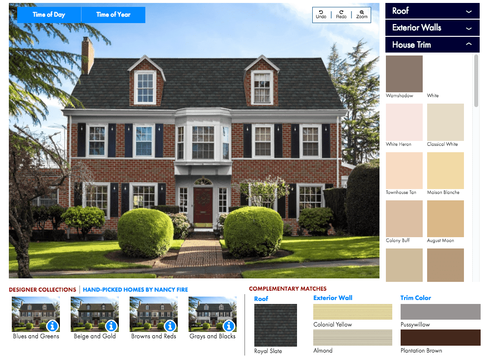 Easy ways to add exterior design features   to your home