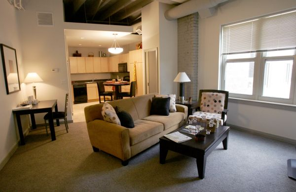 What is an efficiency apartment and why   is it different from a studio?