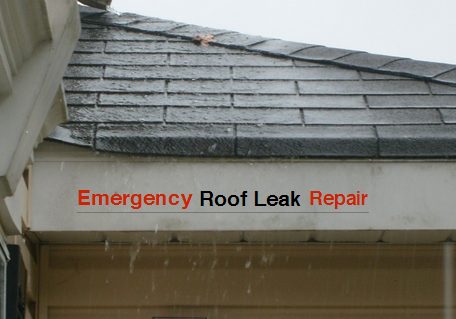 Emergency Roof Leak Repair- Temp Leaking Roof Repai