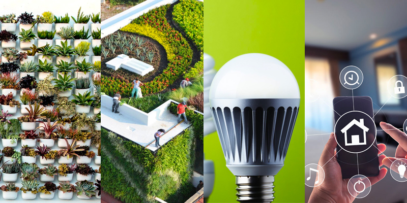 Green Living: Stylish Eco-Friendly Upgrades That Enhance Your .