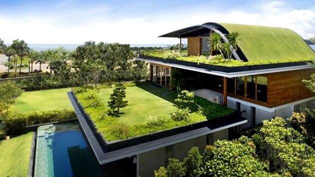 Environmentally conscious design elements   for your home