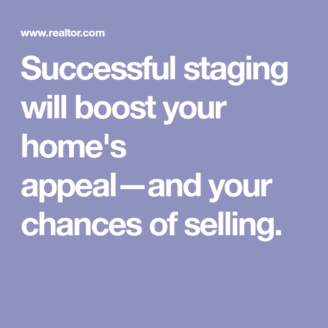 4 Essential Tips For Staging Your Home (With images) | Staging .