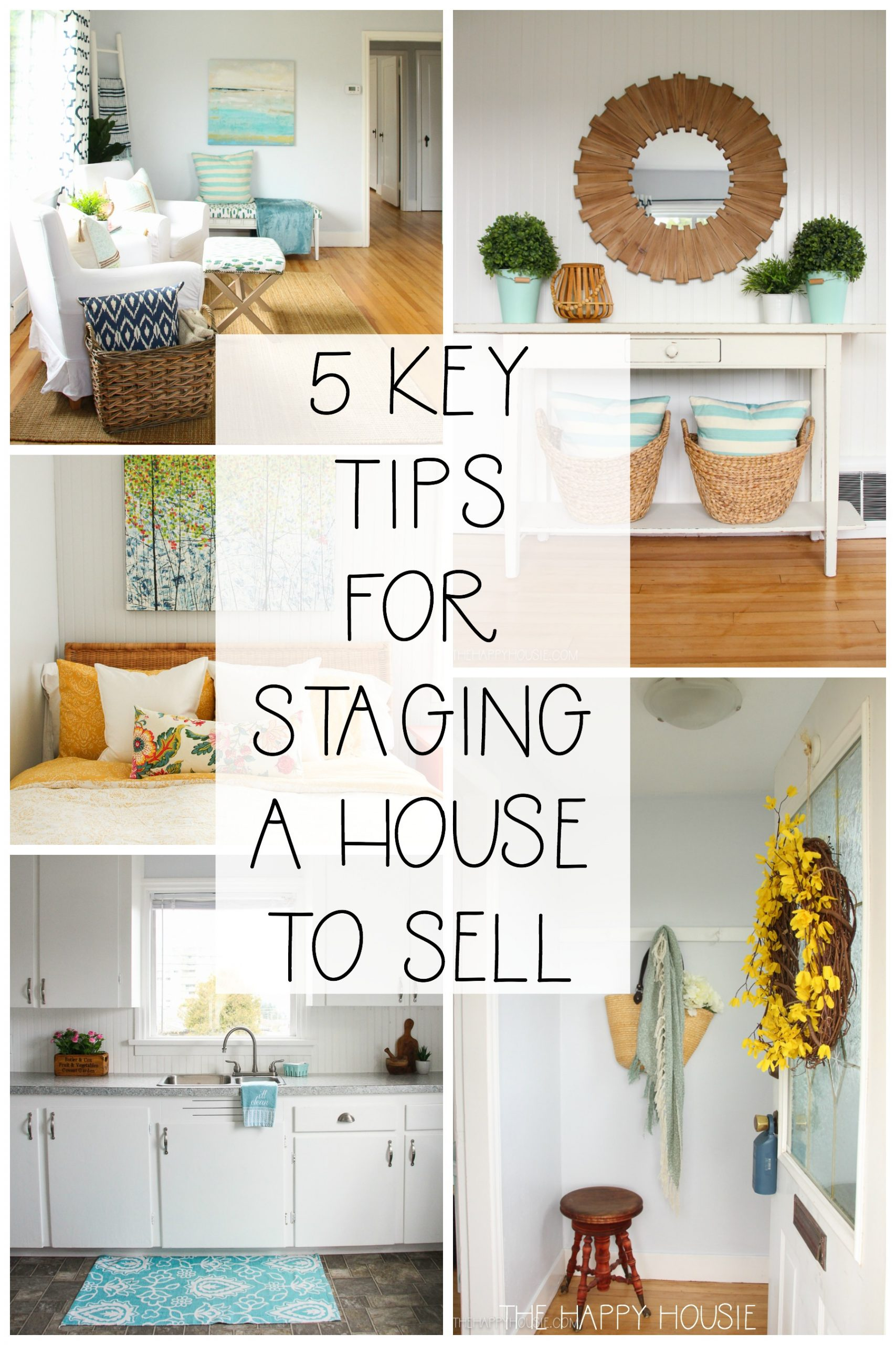 Important tips for staging your house   when selling